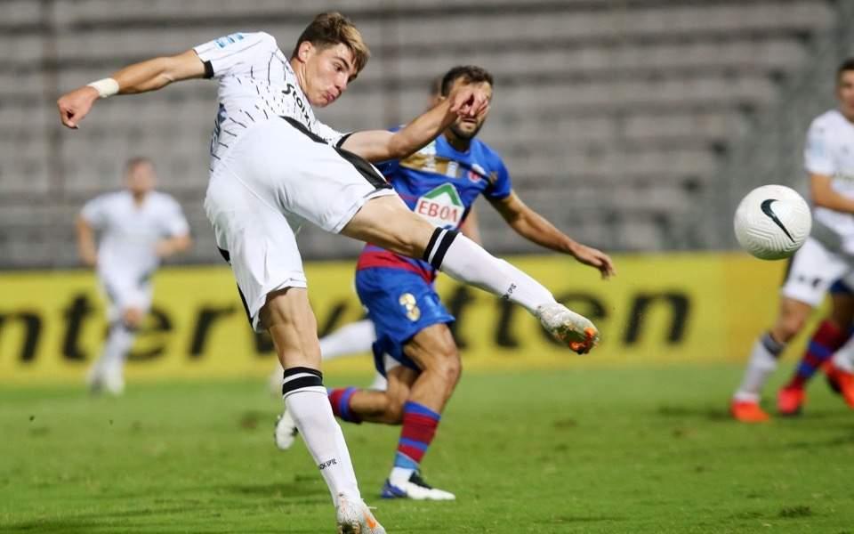 Greek Super League: PAOK stumbles again in Super League ...